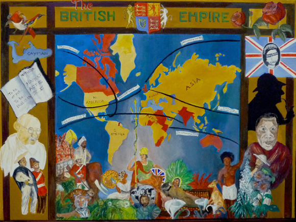 The British Empire (RIP) / L'empire britannique