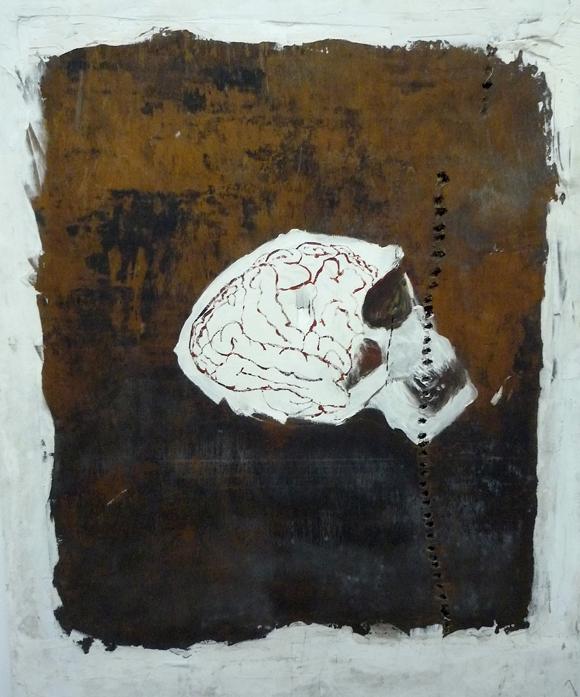 Vain & brain / Vanité